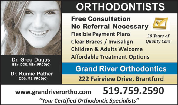 GRAND RIVR ORTHODONTISTS