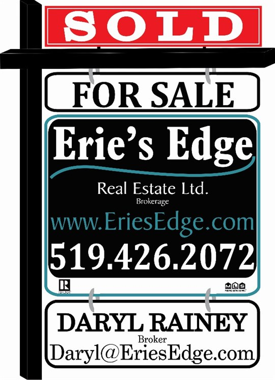 ERIE'S EDGE REAL ESTATE LTD., DARYL RAINEY, BROKER