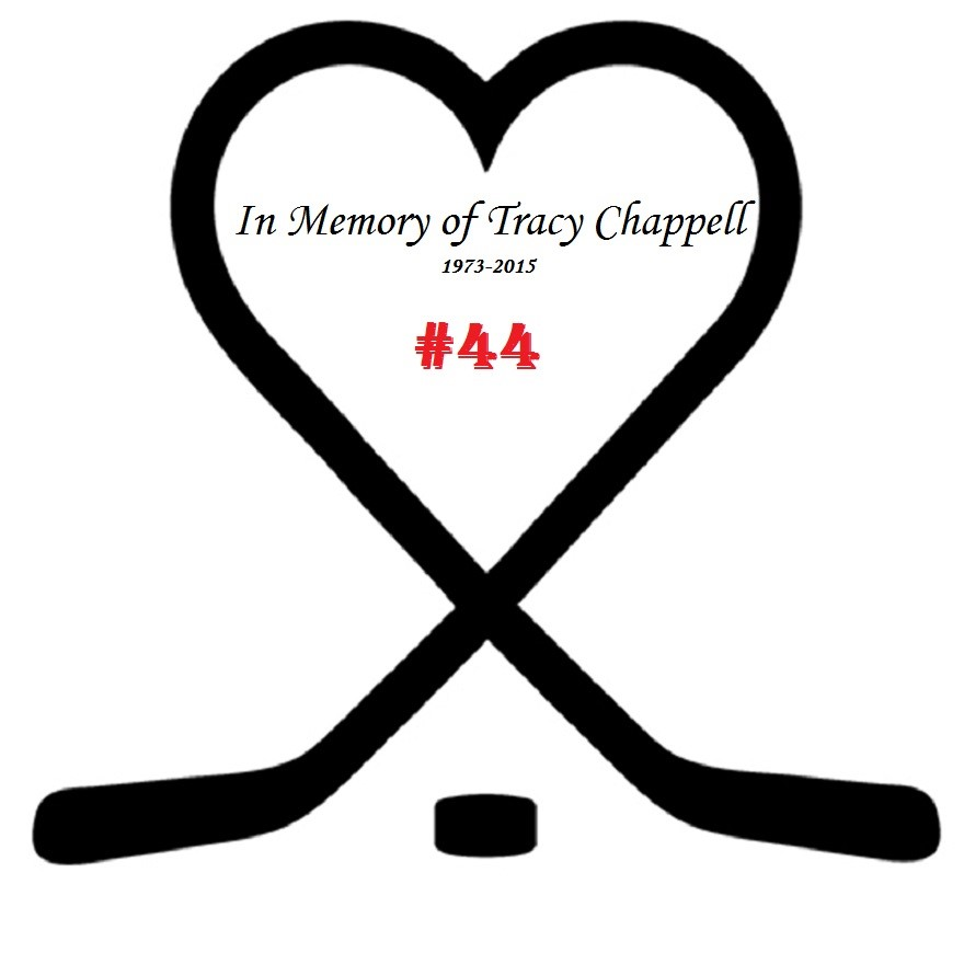 In Memorium - Tracy Chappell