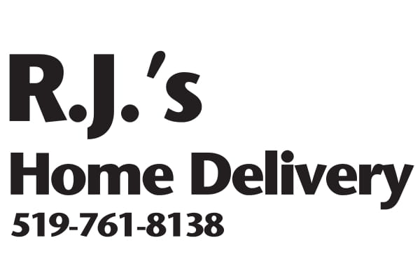 RJ's Home Delivery