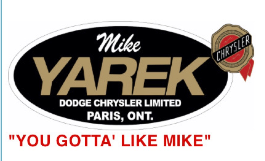 MIKE YAREK DODGE CHRYSLER LTD